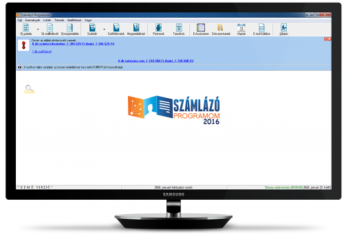 számlázó program windows